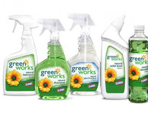 """What makes a product """"green"""""""