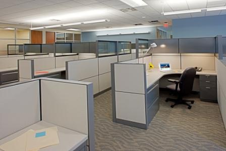 commercial office moving cleaning
