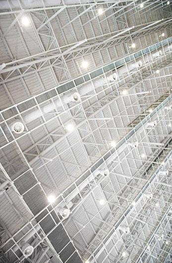 industrial ceiling clanup