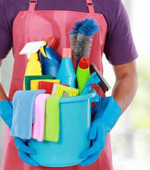CLEANING SANITIZING DISINFECTING HOUSE