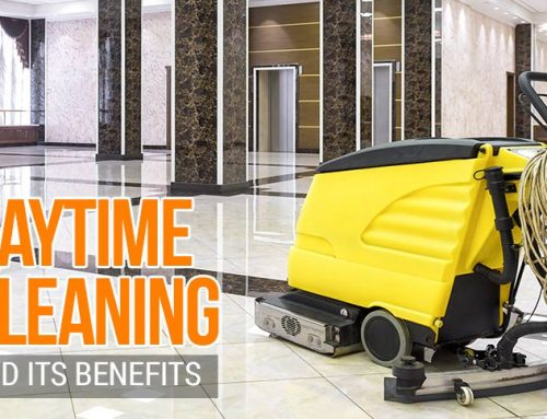 Daytime Cleaning and Its Benefits