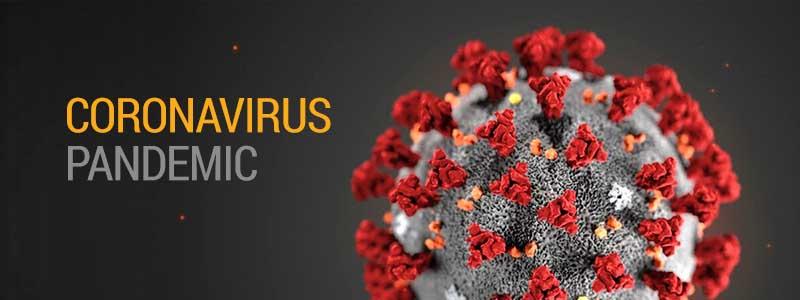coronavirus pandemic covid19