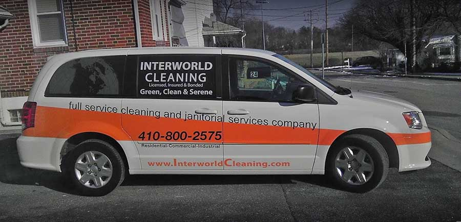 IWC reputable commercial cleaning company Baltimore MD