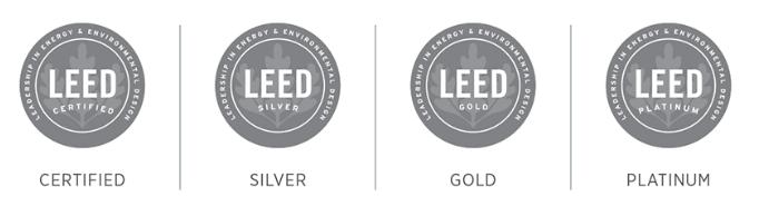 leed levels