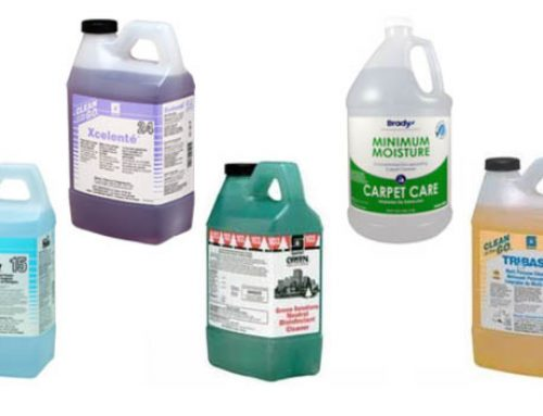 Green Cleaning Products Benefits